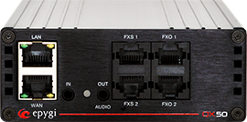 IP-PBX QX50